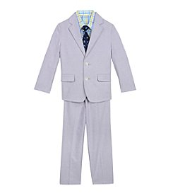 Nautica® Baby Boys' Chambray Suit Set
