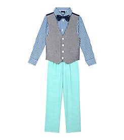 Nautica® Baby Boys' Look Vest Set