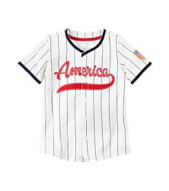 Carter's® Baby Boys' Americana Baseball Tee