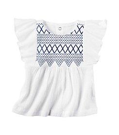 Carter's® Baby Girls' Gauze Top