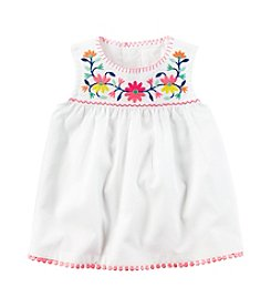 Carter's® Baby Girls' Embroidered Top