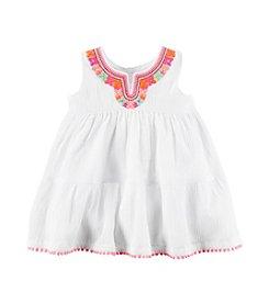 Carter's® Baby Girls' Gauze Dress