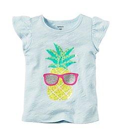 Carter's® Baby Girls' Cool Pineapple Tee