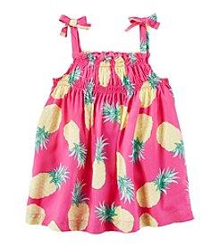 Carter's® Baby Girls' Pineapple Tank Top
