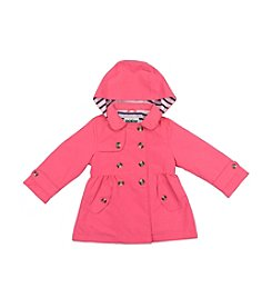 OshKosh B'Gosh® Baby Girls Trench Coat