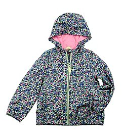Carter's®  Baby Girls' Ditsy Floral Windbreaker