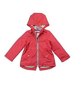 Carter's®  Baby Girls' Anorak Jacket with Floral Liner