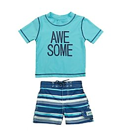 Carter's® Baby Boys Awesome Rashguard Set