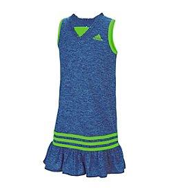 adidas® Baby Girls' Match Point Melange Dress