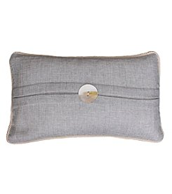 Kate Button Decorative Pillow