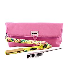 CHI® Wildflower Classic Tourmaline Ceramic Hairstyling Iron 1 In