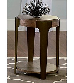 Liberty Furniture Sapphire Lake Round End Table