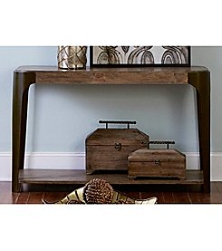 Liberty Furniture Sapphire Lake Console Sofa Table