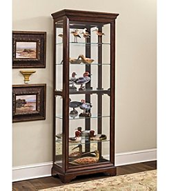 Pulaski Curio Display Cabinet