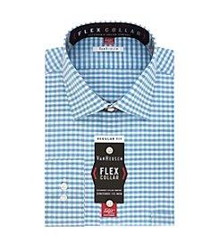 Van Heusen®Tek Fit Regular Fit Stripe Dress Shirt