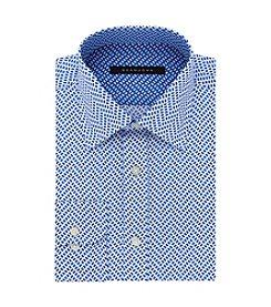 Sean John® Men's Maze Printed Regular Fit Dress Shirt