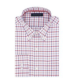 Tommy Hilfiger® Men's Grid Reuglar Fit Dress Shirt