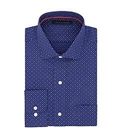 Tommy Hilfiger® Men's Dot Printed Regular Fit Dress Shirt