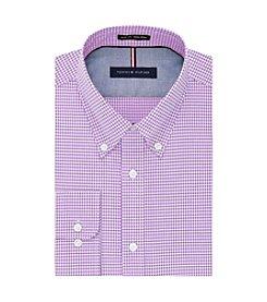 Tommy Hilfiger® Men's Iris Gingham Slim Fit Dress Shirt