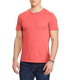 Polo Ralph Lauren® Men's Big & Tall Cotton Jersey Pocket Tee