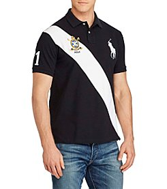 Polo Ralph Lauren® Men's Big & Tall Classic Fit Big Pony Polo