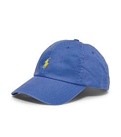 Polo Ralph Lauren® Men's Cotton Twill Sports Cap