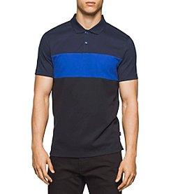 Calvin Klein Men's Short Sleeve Polo