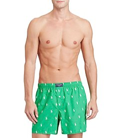 Polo Ralph Lauren® Men's Polo Player Printed Hanging Boxers