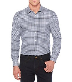 Perry Ellis® Men's Long Sleeve Button Down Shirt