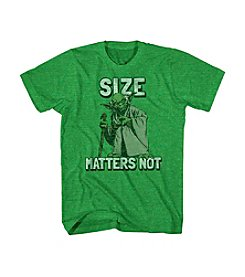 Mad Engine Size Matters Not Graphic Tee