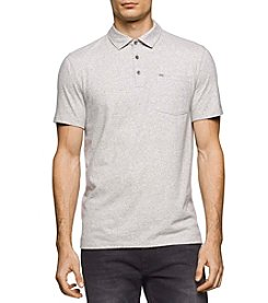 Calvin Klein Jeans® Men's Heather Key Idea Polo