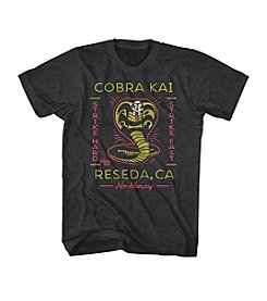 Bravado Men's Cobra Kai Graphic Tee