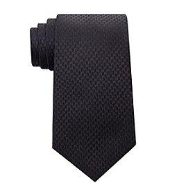 Calvin Klein Modern Herringbone Tie