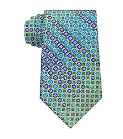 Geoffrey Beene® Geo In Print Tie