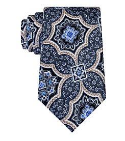 Geoffrey Beene® Medallion Culture Tie