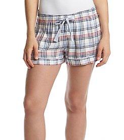 Tommy Hilfiger® Plaid Shorts