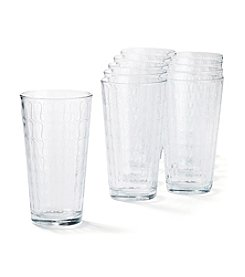 Living Quarters Vortex 10-Pk. Cooler Glasses