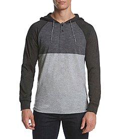 Ocean Current® Men's Milton Long Sleeve Hooded Henley