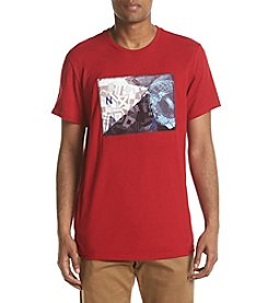 Nautica® Men's Collage Crew Tee