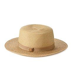 Calvin Klein Marled Boater Hat