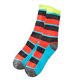High Point Striped Inner Happiness Socks