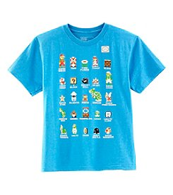 Nintendo® Boys' 8-20 Cast and Crew Tee