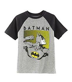 Marvel® Heroes Boys' 8-20 Batman® Block-Out Tee