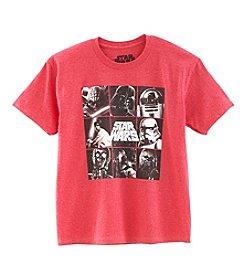 Star Wars™ Boys' 8-20 Classic Monotone Tee