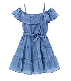 A. Byer Sleeveless Dress