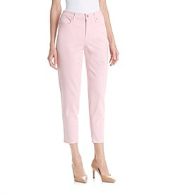 Bandolino® Selene Skinny Crop Twill Pants