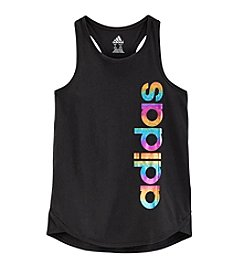 adidas® Girls' 7-16 On The Run Tank Top
