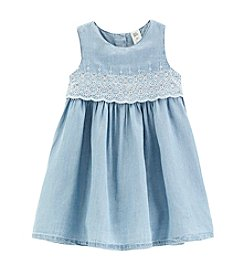 OshKosh B'Gosh® Girls' 2T-4T Layered Purdy Dress