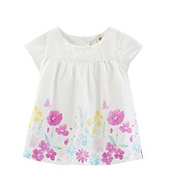 OshKosh B'Gosh® Girls' 2T-4T Floral Empire Top