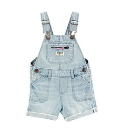 OshKosh B'Gosh® Girls' 2T-4T Denim Shortalls